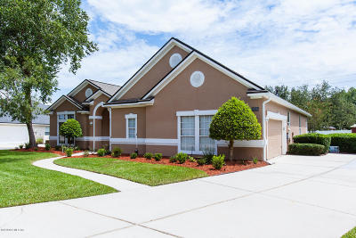 Fleming Island, Green Cove Spr, Jacksonville, Orange Park, Atlantic Beach, Fernandina Beach, Jacksonville Beach, Neptune Beach, Ponte Vedra, Ponte Vedra Beach, St Johns, Palm Valley, Vilano Beach Single Family Home For Sale: 242 Edgewater Branch Dr