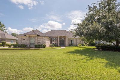 Jacksonville Single Family Home For Sale: 3735 Cricket Cove Rd