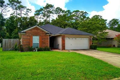 Jacksonville FL Single Family Home For Sale: $269,000
