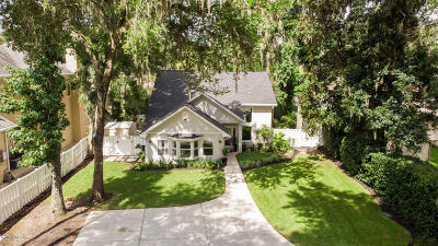 St. Johns County Single Family Home For Sale: 195 N Roscoe Blvd