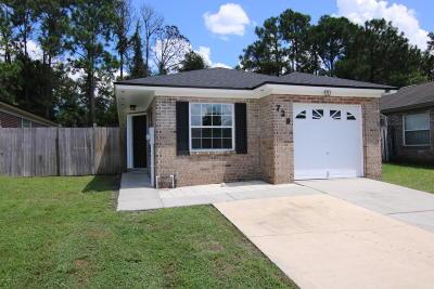 Jacksonville FL Single Family Home For Sale: $164,900