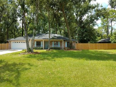 Clay County Single Family Home For Sale: 360 River Reach Rd