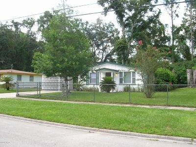 Jacksonville Single Family Home For Sale: 6929 Sonora Dr