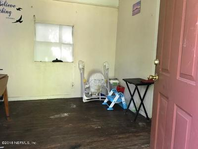 Jacksonville Single Family Home For Sale: 1650 W 34th St