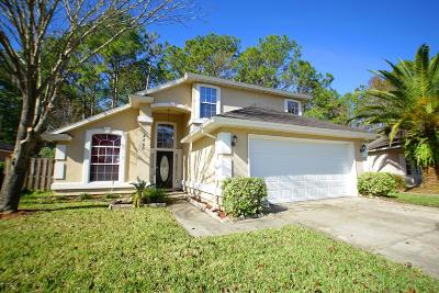 Jacksonville Single Family Home For Sale: 4840 Bolles Lake Dr