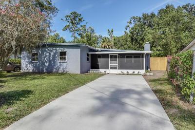 Jacksonville Single Family Home For Sale: 1650 Ryar Rd