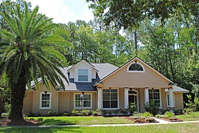 Jacksonville Single Family Home For Sale: 8721 Autumn Green Dr
