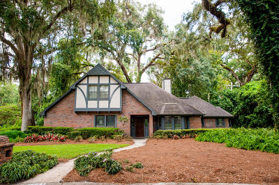 Beauclerc Single Family Home For Sale: 2647 Forest Point Ct