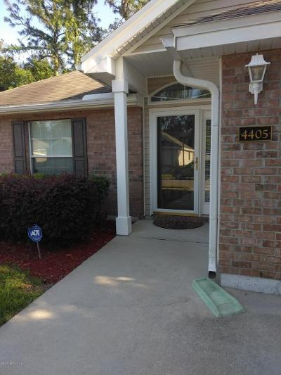 Jacksonville FL Single Family Home For Sale: $135,000