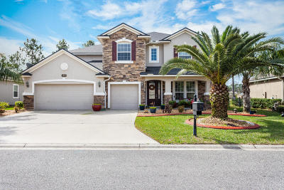 Orange Park Single Family Home For Sale: 4599 Golf Brook Rd