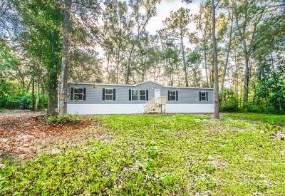 Mobile/Manufactured For Sale: 6118 Chestnut Rd