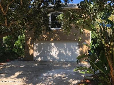 Anastasia Hills Single Family Home For Sale: 5324 A1a S