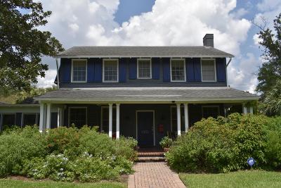 Jacksonville Single Family Home For Sale: 1551 N Alexandria Pl