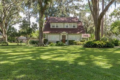 Jacksonville Single Family Home For Sale: 913 Saratoga Dr