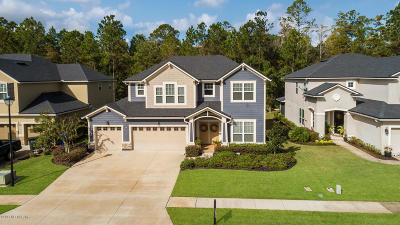 Reserve At Greenbriar Single Family Home For Sale: 147 Fever Hammock Dr