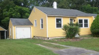 Duval County Single Family Home For Sale: 1321 Pinegrove Ct