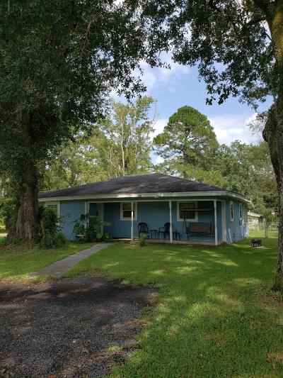 Marietta Single Family Home For Sale: 505 Memorial Park Rd
