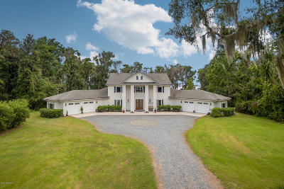 St. Johns County Single Family Home For Sale: 2245 County Road 13 S