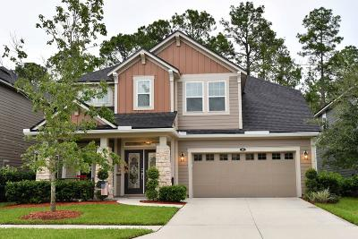 Ponte Vedra Beach Single Family Home For Sale: 48 Frontierland Trl