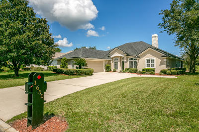 Green Cove Springs Single Family Home For Sale: 1650 Pebble Beach Blvd