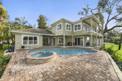 Neptune Beach Single Family Home Contingent Take Backup: 1960 Tara Ct