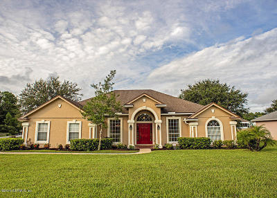 St Augustine Shores Single Family Home For Sale: 227 Riviera Blvd