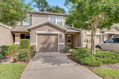 St. Johns County Condo For Sale: 836 Black Cherry Dr S