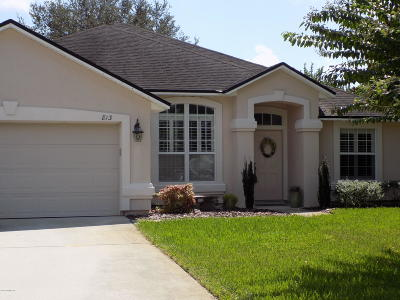 Ponte Vedra Beach Single Family Home For Sale: 813 Derby Ln