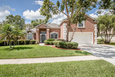 Fleming Island Single Family Home For Sale: 1584 Rivertrace Dr