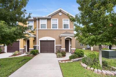 Duval County Townhouse For Sale: 13316 Ocean Mist Dr