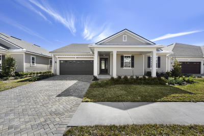 St. Johns County Single Family Home For Sale: 166 Palisade Dr
