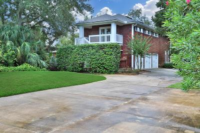 Duval County, St. Johns County Single Family Home For Sale: 411 1/2 Roscoe Blvd N