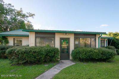 Starke Single Family Home Auction: 15744 NE 21st Ave