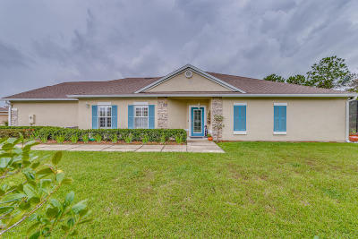 Fleming Island Townhouse For Sale: 1646 Calming Water Dr