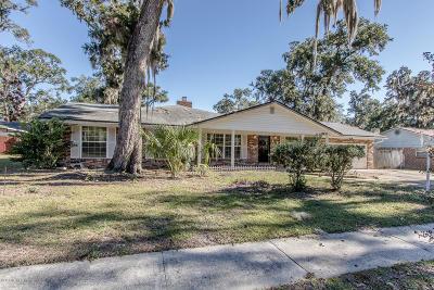 Single Family Home For Sale: 2931 Greenridge Rd