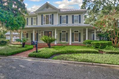Jacksonville Single Family Home For Sale: 1462 University Blvd W