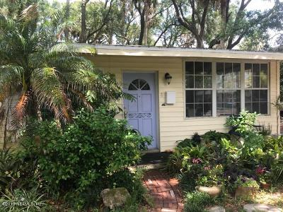 Atlantic Beach Multi Family Home For Sale: 55 Sherry Dr
