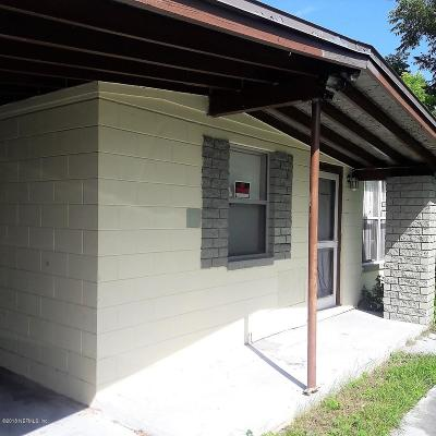 St Augustine Single Family Home For Sale: 254 Spring St
