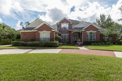 Jacksonville Single Family Home For Sale: 4481 Catheys Club Ln