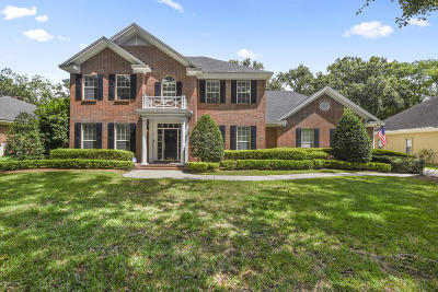 Ortega Single Family Home For Sale: 4521 Bass Pl S