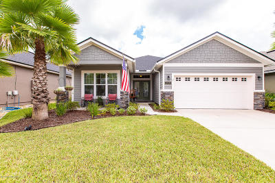 Nocatee Single Family Home For Sale: 208 Queensland Cir