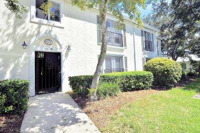 Ponte Vedra Beach Condo For Sale: 92 Ponte Vedra Colony Cir