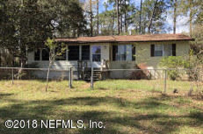 Single Family Home For Sale: 14520 NE 209th Terrace Rd