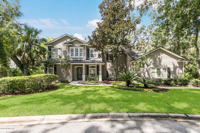 Ponte Vedra Beach Single Family Home For Sale: 213 Duckwood Ln