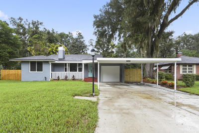Duval County Single Family Home For Sale: 5142 Rollins Ave