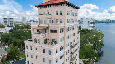 Duval County Condo For Sale: 1846 Margaret St #11A