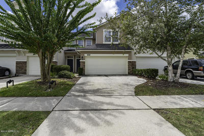 Duval County Townhouse For Sale: 6088 Bartram Village Dr