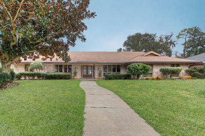 Jacksonville Single Family Home For Sale: 2329 Miller Oaks Dr S