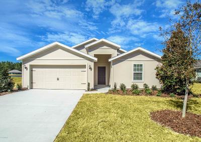 Macclenny Single Family Home For Sale: 552 Islamorada Dr N