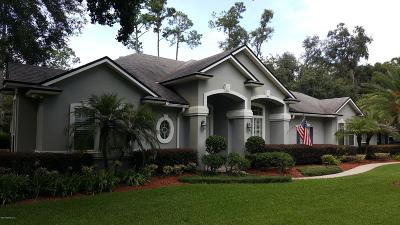 Fleming Island Single Family Home For Sale: 1350 Oaklanding Ln